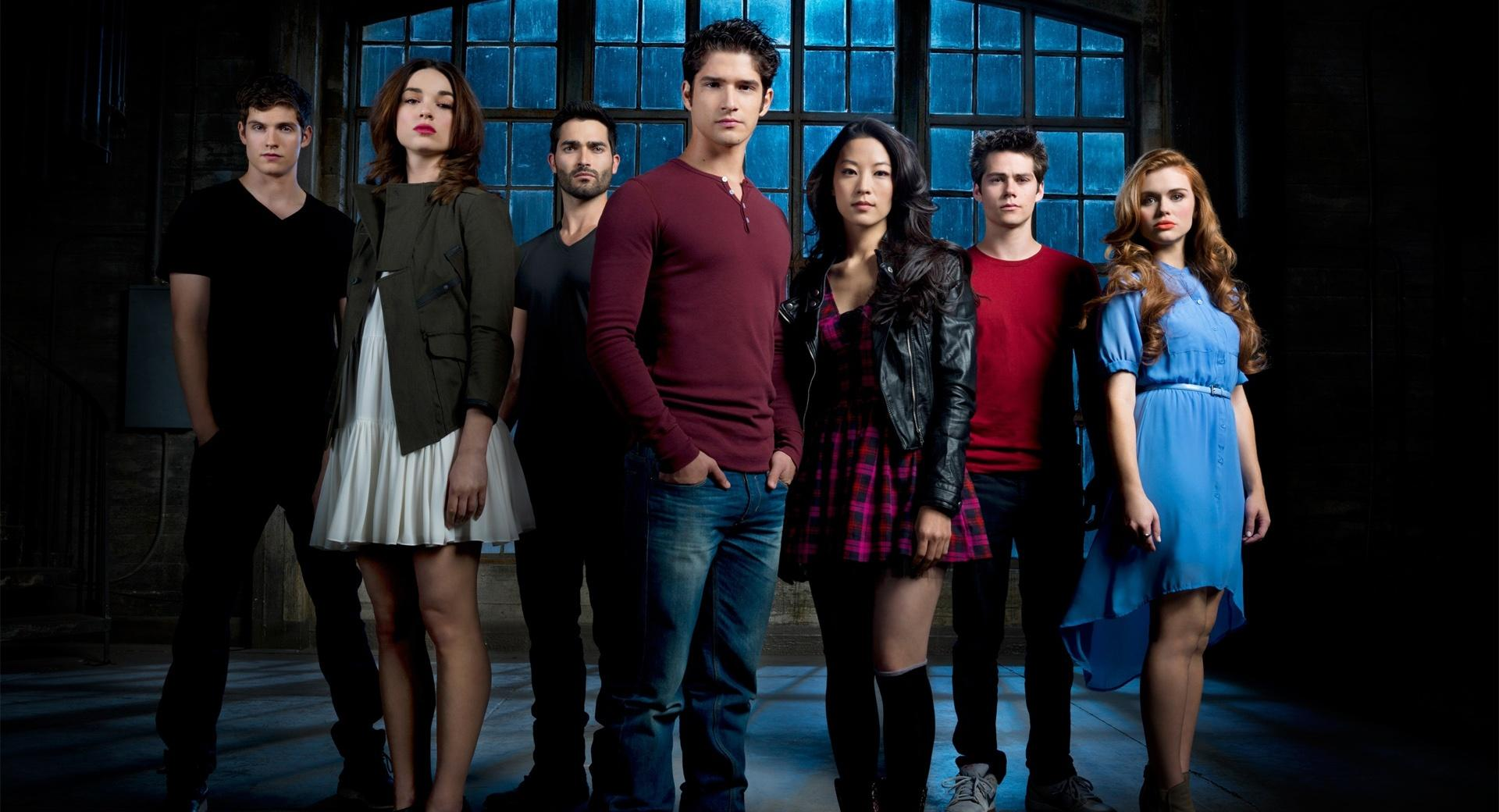 Teen Wolf Cast wallpapers HD quality