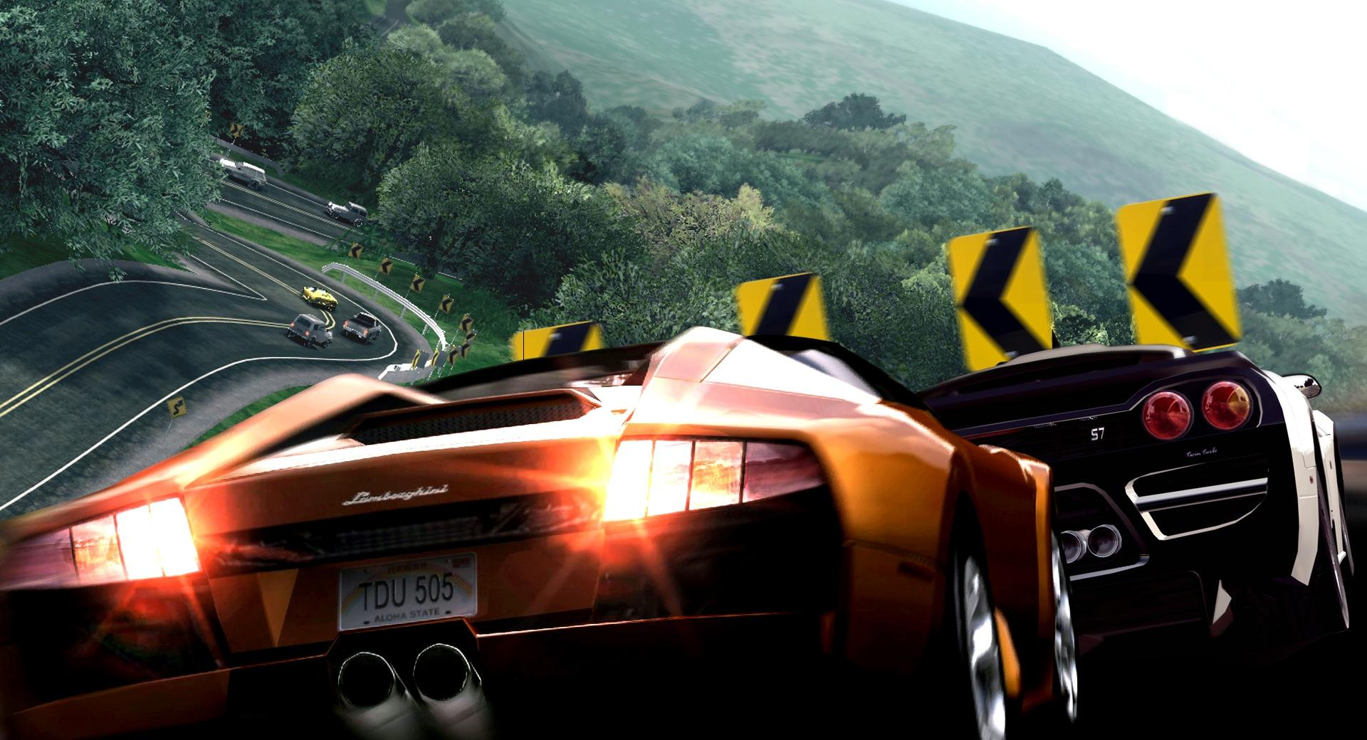 Test Drive Unlimited wallpapers HD quality