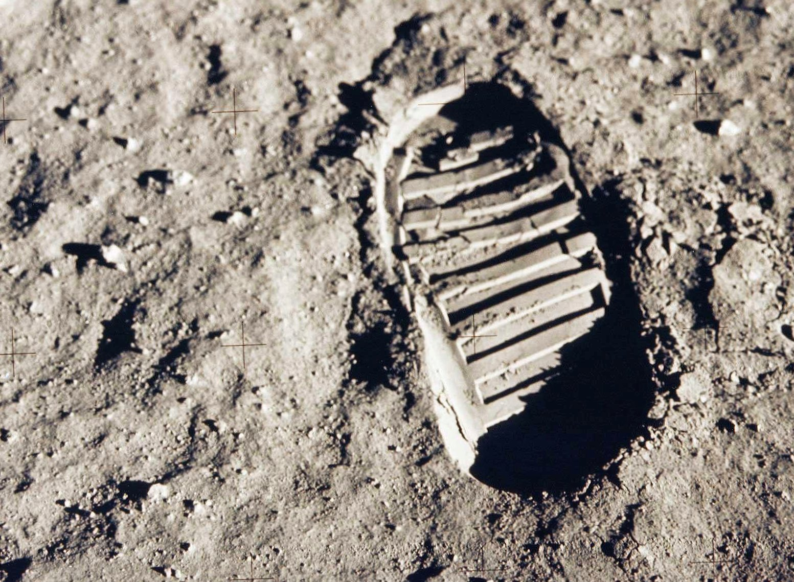 The first step in the moon wallpapers HD quality