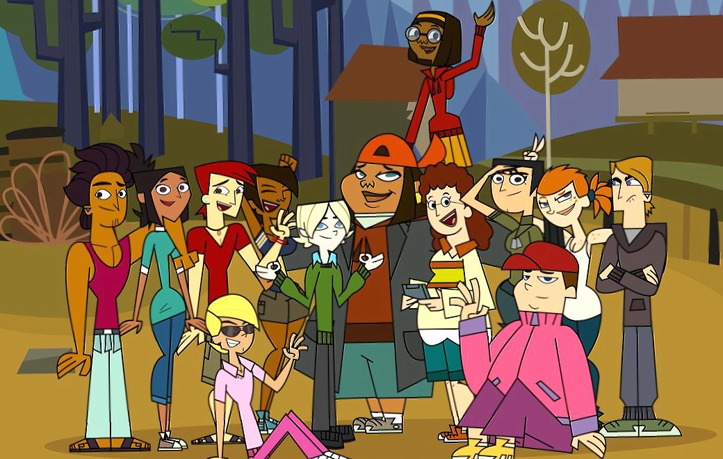 Total drama wallpapers HD quality