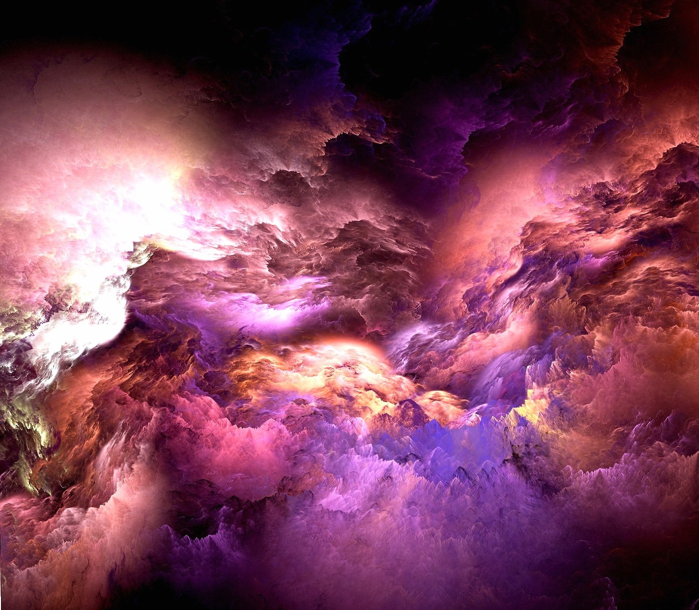 Unreal Clouds wallpapers HD quality