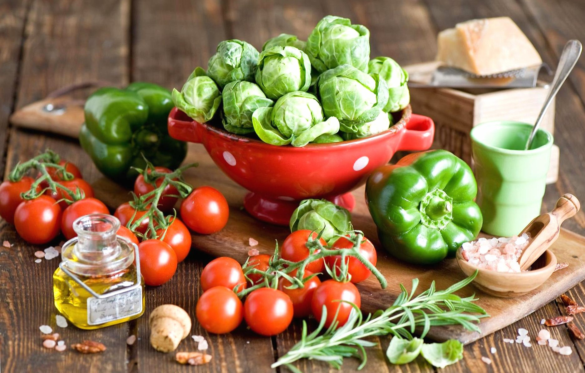 Vegetables vitamins wallpapers HD quality