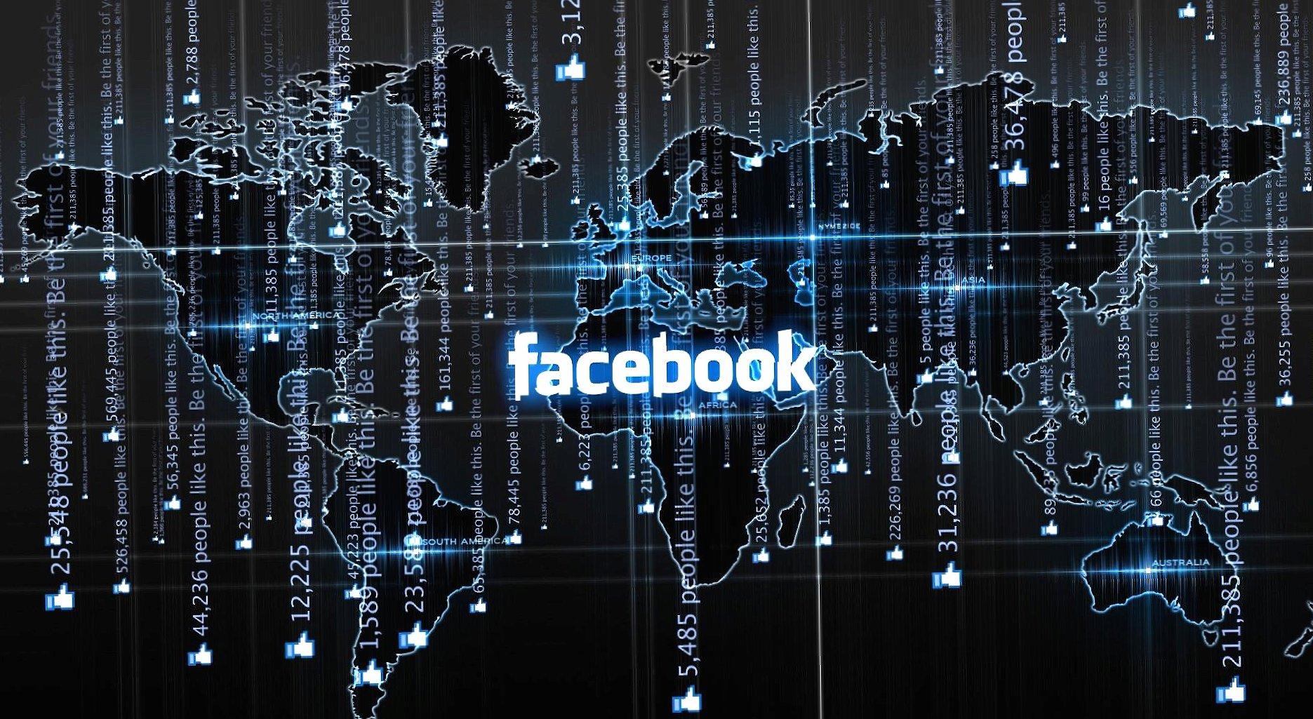 Weird facebook like matrix wallpapers HD quality