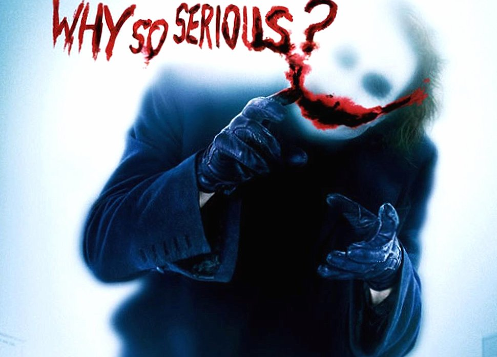 Weird why so serious wallpapers HD quality