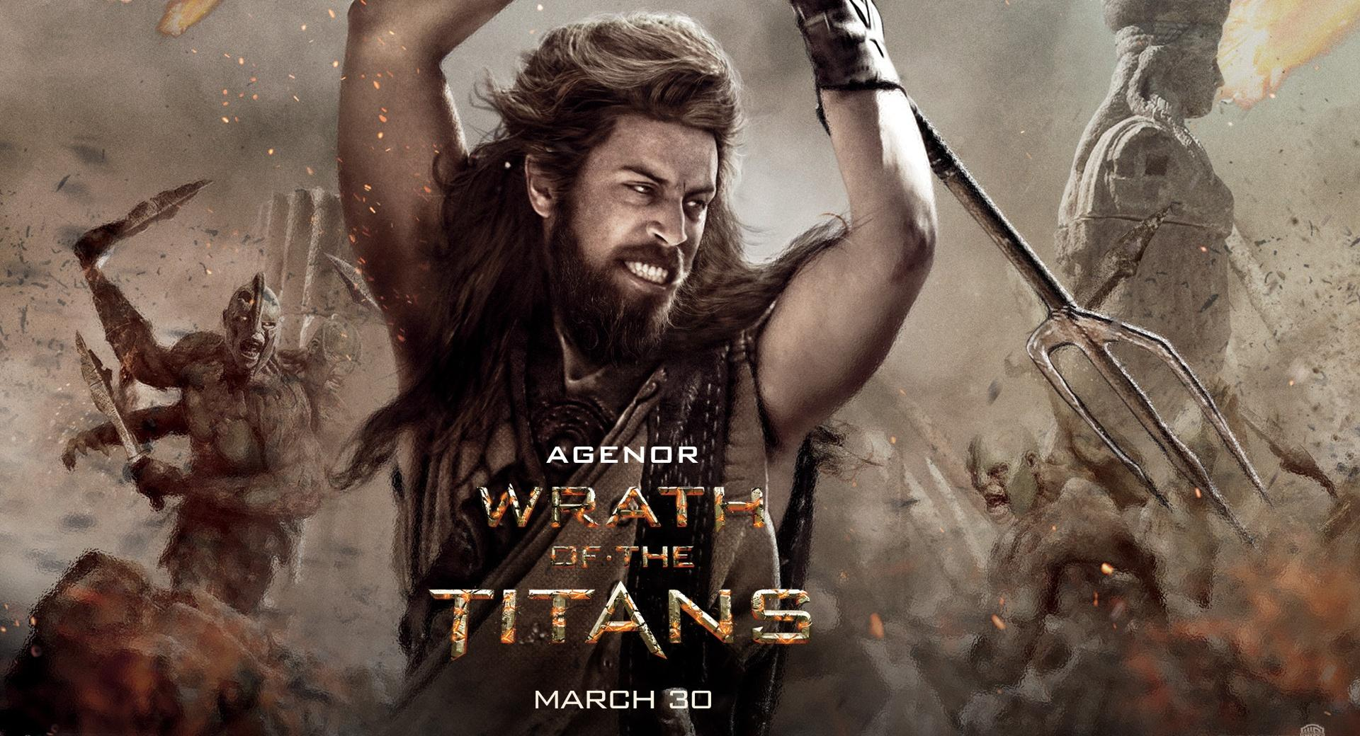 Wrath Of The Titans Agenor wallpapers HD quality