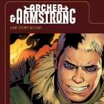 Archer and Armstrong high quality wallpapers