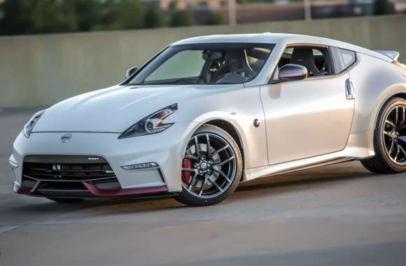 2015 Nissan 370Z side view wallpapers hd quality