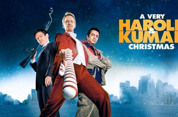 A Very Harold and Kumar Christmas wallpapers hd quality