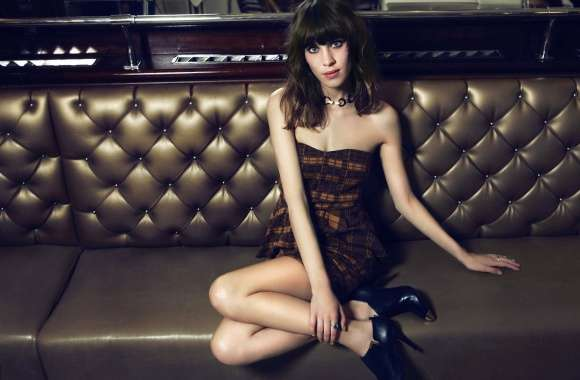 Alexa Chung wallpapers hd quality