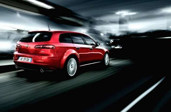 Alfa romeo 159 sportwagon wallpapers hd quality