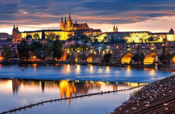 Amazing prague landscape czech republic wallpapers hd quality
