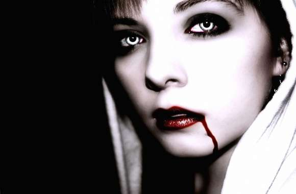 Amazing vampire woman wallpapers hd quality