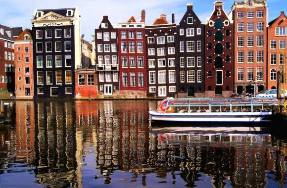 Amsterdam holland wallpapers hd quality