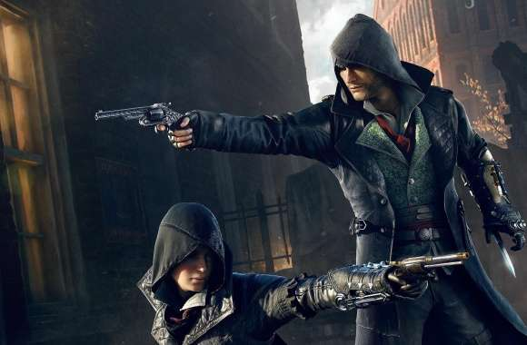 Assassins Creed Syndicate Twin Assassins