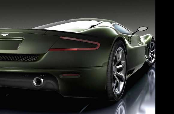 Aston martin green design wallpapers hd quality