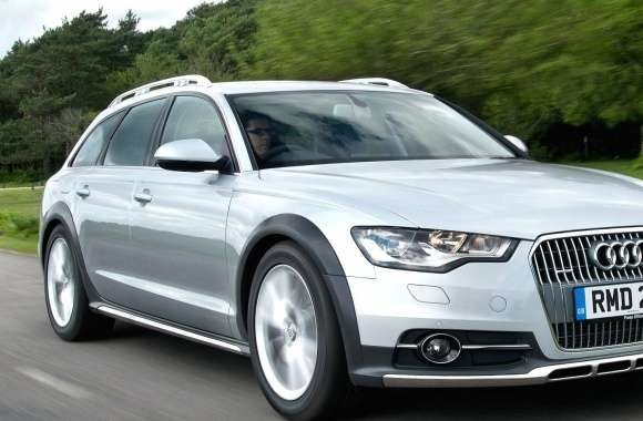 Audi a6 allroad 3.0 tdi wallpapers hd quality