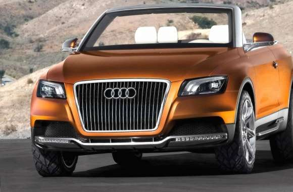 Audi cross cabriolet wallpapers hd quality