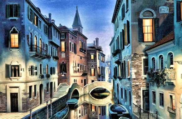 Beautiful venice landscape wallpapers hd quality