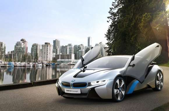 Bmw efficient vision concept wallpapers hd quality