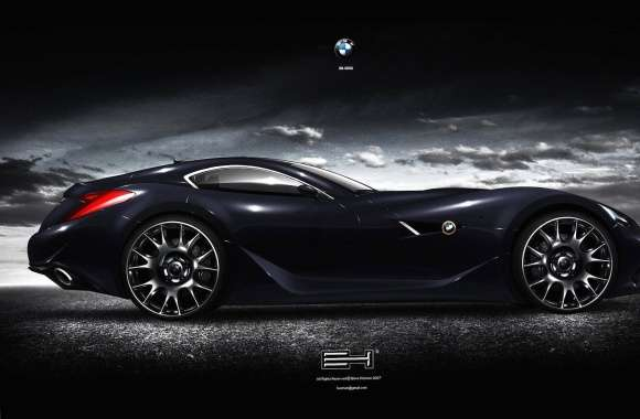 Bmw v12 roadster concept car wallpapers hd quality