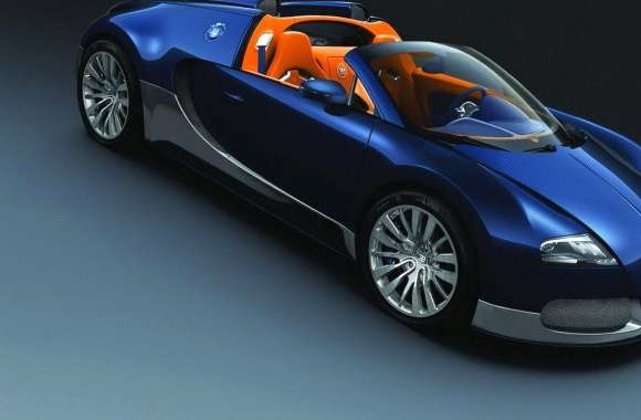 Bugatti veyron 16 4 blue wallpapers hd quality