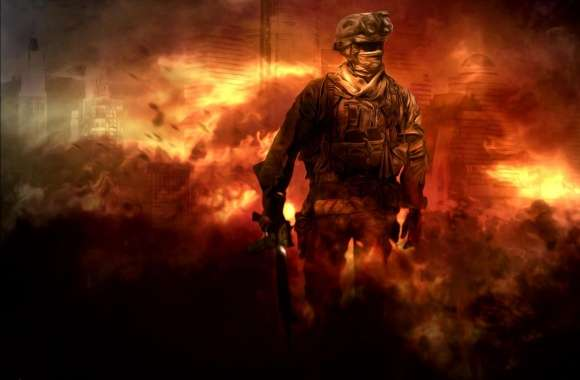 Call of Duty Modern Warfare 2 HD