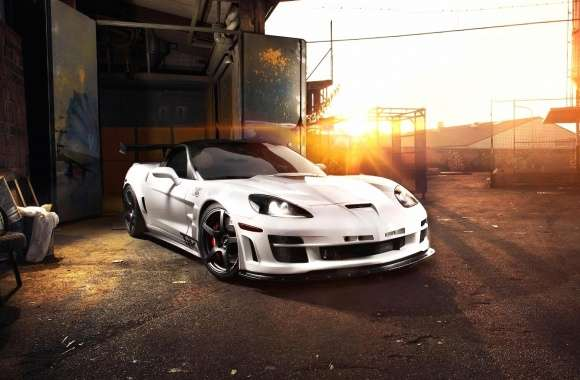 Chevrolet corvette c6 zr1 tripple wallpapers hd quality