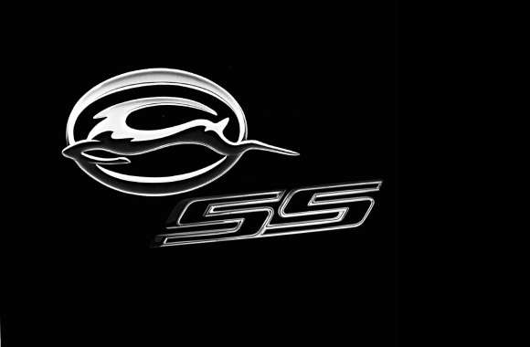 Chevrolet SS logo wallpapers hd quality