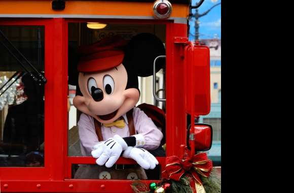 Christmas Mickey wallpapers hd quality