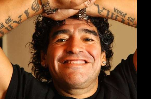 Diego armando maradona wallpapers hd quality