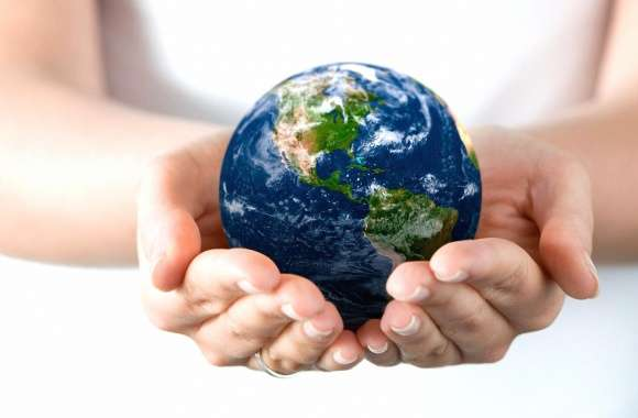 Earth in our hands wallpapers hd quality