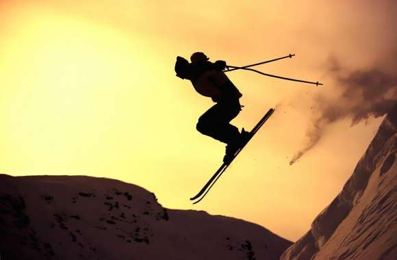 Extreme skiing wallpapers hd quality