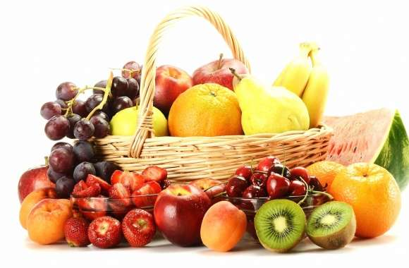 Fruit basket wallpapers hd quality