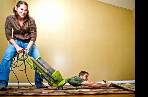 funny powerfull vacuum cleaner wallpapers hd quality