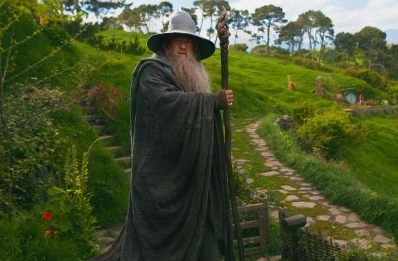Gandalf The Hobbit An Unexpected Journey