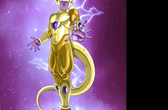 Golden Frieza wallpapers hd quality