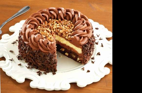 Good cake chocolate wallpapers hd quality