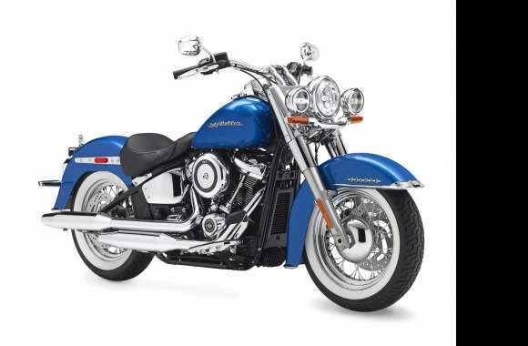 Harley-Davidson Softail Deluxe wallpapers hd quality