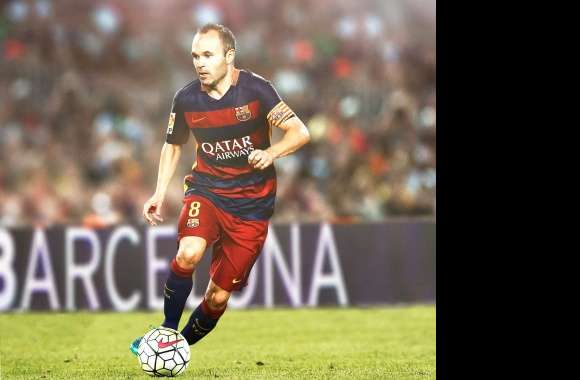 Iniesta wallpapers hd quality