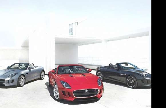 Jaguar f type wallpapers hd quality