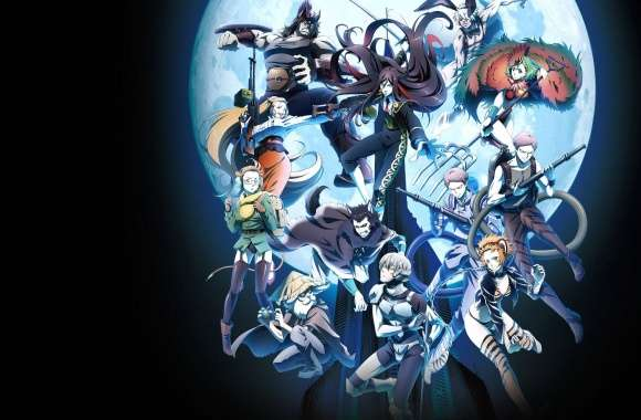 Juuni Taisen wallpapers hd quality