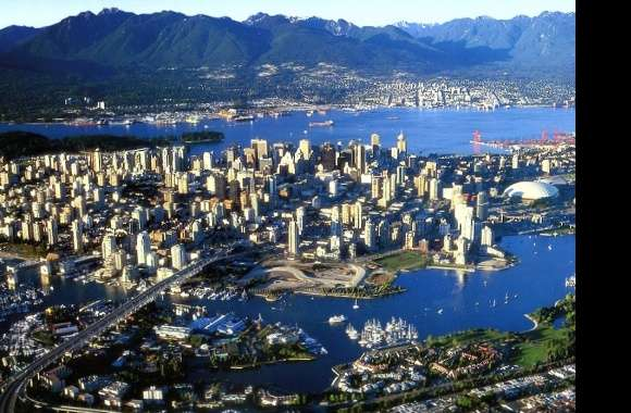 Landscape vancouver wallpapers hd quality