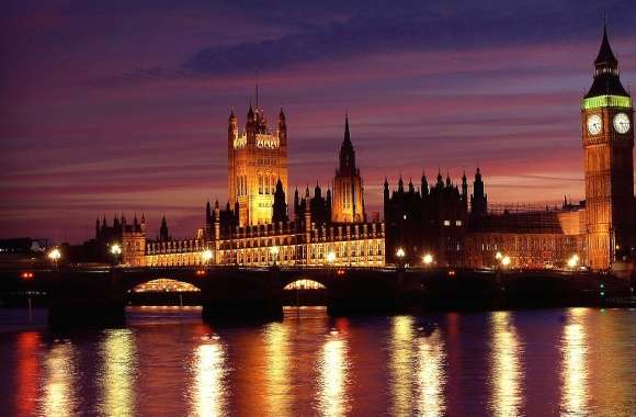 London by night wallpapers hd quality