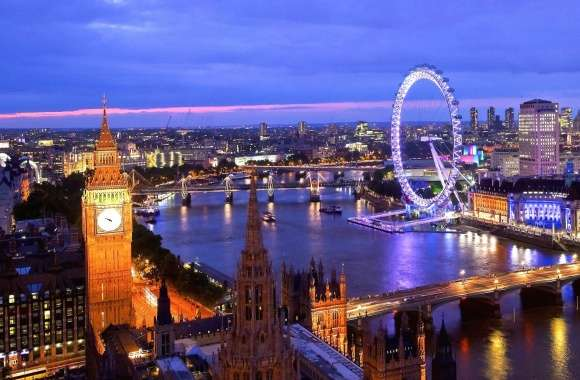 London landscape wallpapers hd quality