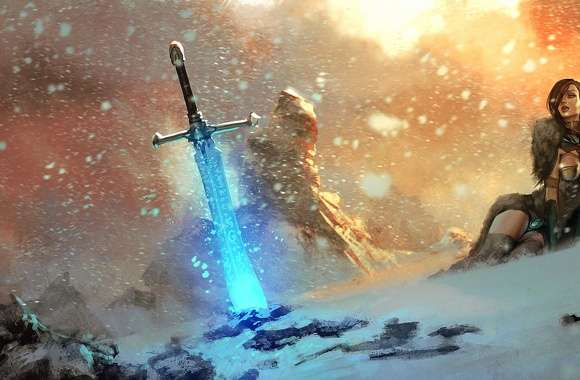 Magic sword wallpapers hd quality