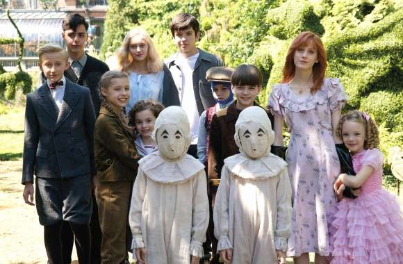 Miss Peregrine s Home for Peculiar Children wallpapers hd quality