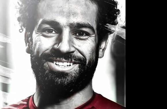 Mohamed Salah wallpapers hd quality