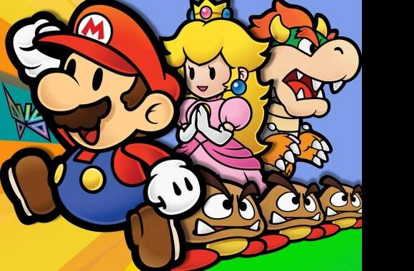 Paper Mario wallpapers hd quality