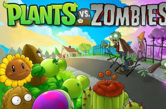 Plants Vs. Zombies wallpapers hd quality
