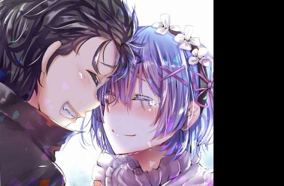 Re zero wallpapers hd quality